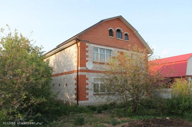 Кирпичный дом в г. Обнинске
