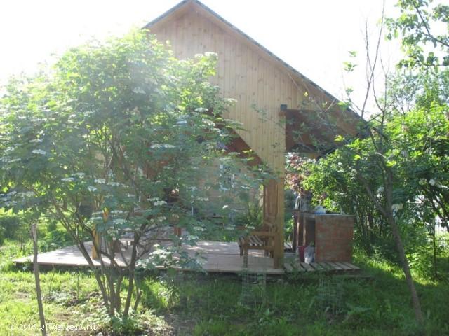 Двухэтажный дом в д. Каверино