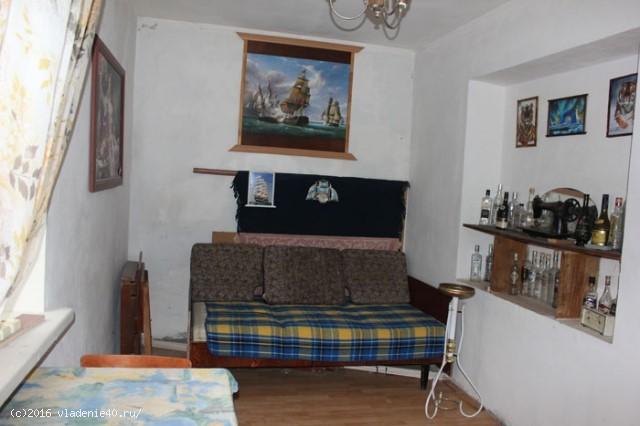 Кирпичный дом в д. Кривское