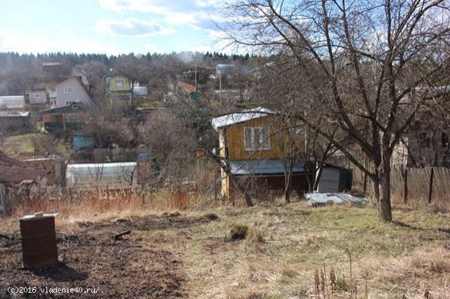 Деревянная дача в г. Обнинске