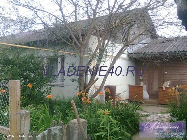 Одноэтажный дом в селе Асен
