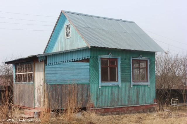 Участок в д. Кривоносово