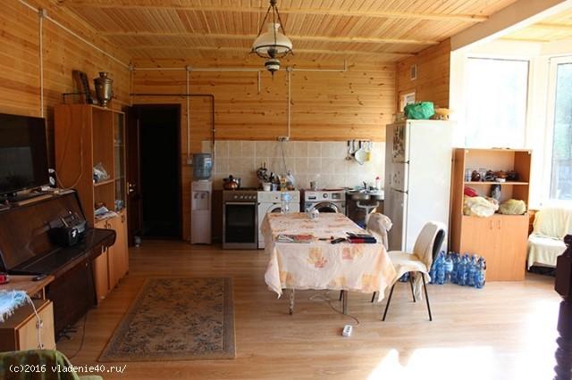 Дом в д. Колесниково
