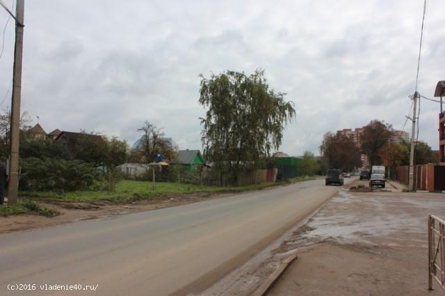 Участок в Обнинске в Белкин