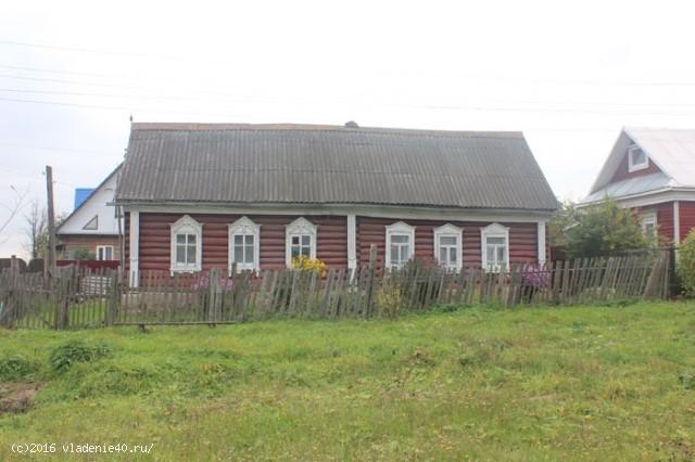 Дом в д. Уваровское