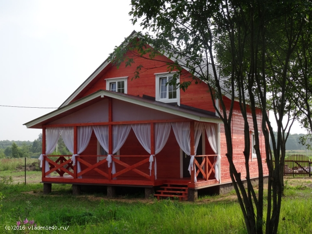 Дом в СНТ Трубицино