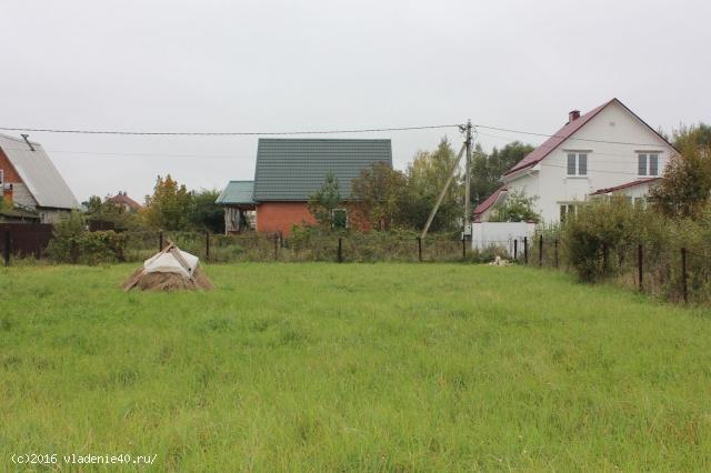 Участок в Кабицино