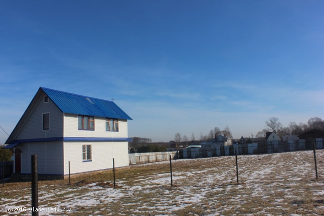 Дом в д. Кириллово