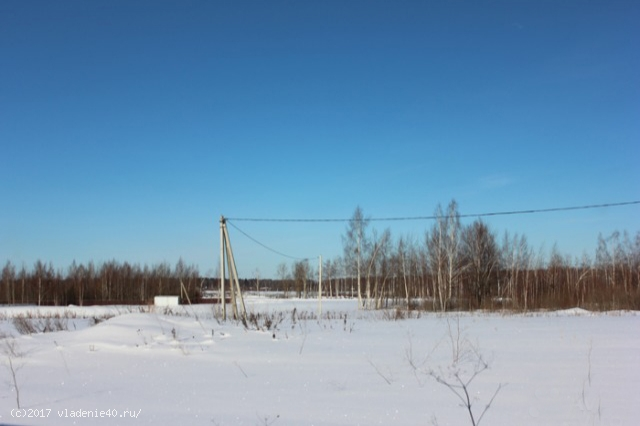 Участок в д.Митяево