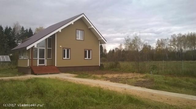Продается дом в д. Окороково