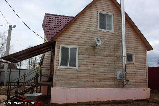 Дом в д. Ворсино