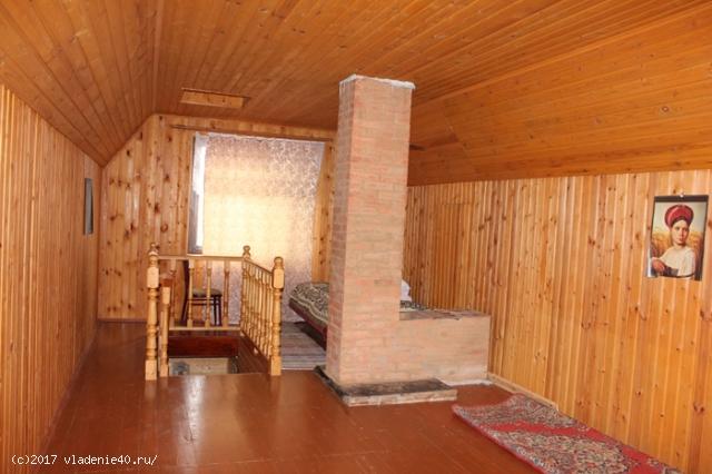 Дом в д. Трехсвятское