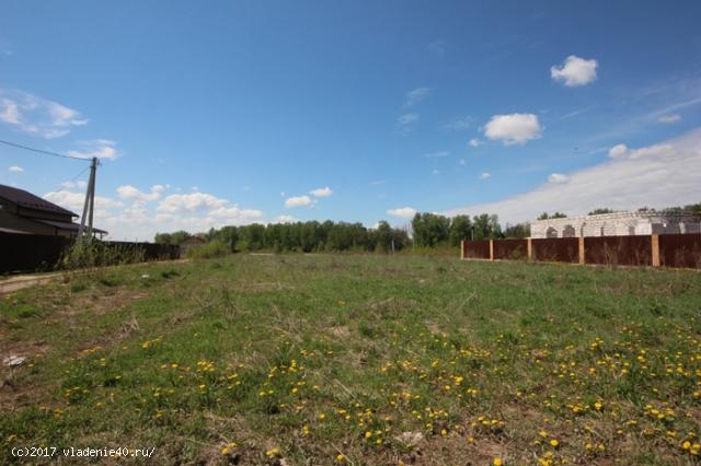 Участок в деревне Доброе, Жуковского района