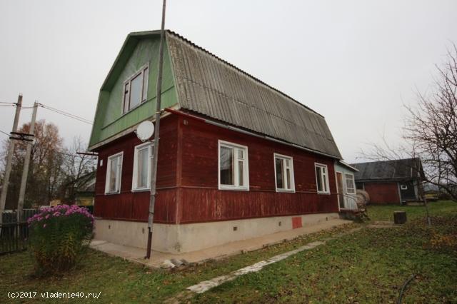Дом в д. Городня, Боровского