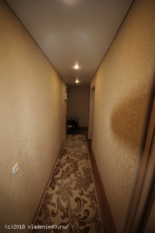 2-комнатная квартира ул. Поб