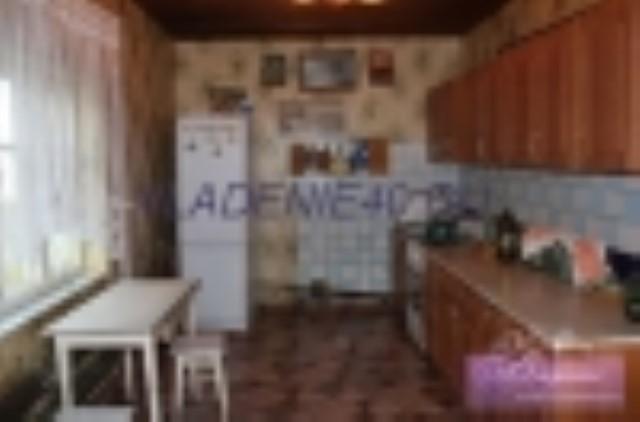 Кирпичный дом в д. Комлево