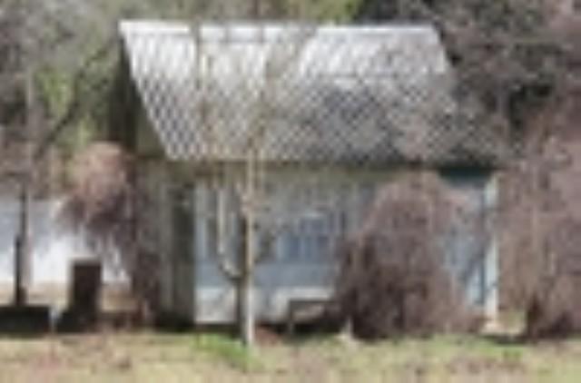 Участок с домиком в д. Кривское